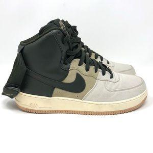 Nike Air Force 1 High 07 LV8 Light Bone Mens 9